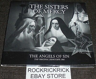 The Sisters Of Mercy - The Angels Of Sin The Original Demotape 1981 Like New 1-5
