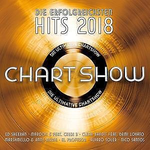 Die ultimative Chartshow - Hits 2018