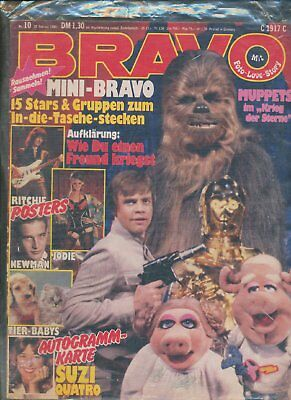 Bravo  Heft  10  1980  Star Wars