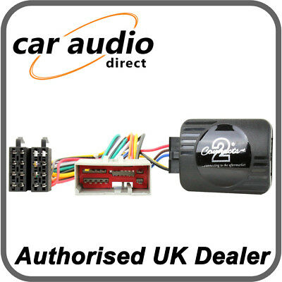 Connects2 CTSFO012.2 Stalk Adapter for Ford Fiesta MK6 / Fusion 2002> 2005