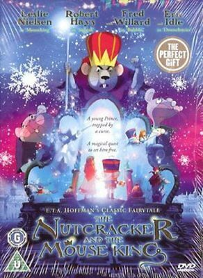 Nutcracker And The Mouseking - DVD, Fred Willard, Leslie Nielsen, Eric Idle, NEW
