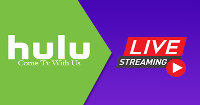 Hulu PREMIUM Account + LIVE TV - 12 MONTHS WARRANTY - Fast Delivery