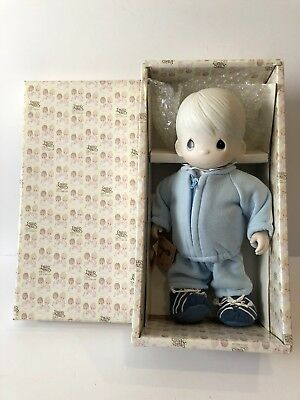Precious moments Timmy doll open edition 1984