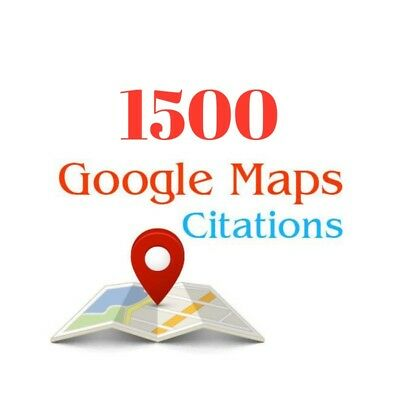 1500 Google Map Citations with Backlinks for Local SEO .Get Ranked in Top Google
