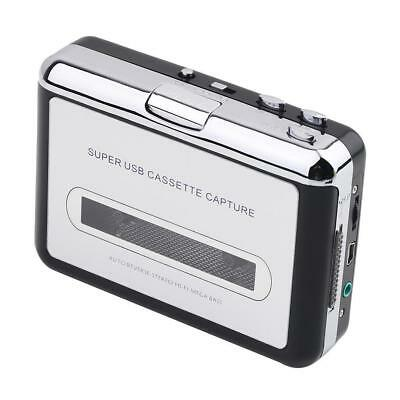 Walkman Portable USB Audio Cassette Tape Converter to iPOD MP3 CD Player Gifts