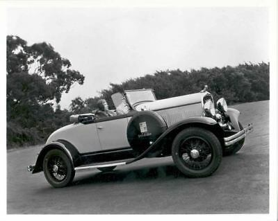 1929 DeSoto Roadster Factory Photo u7032-3IBSFT