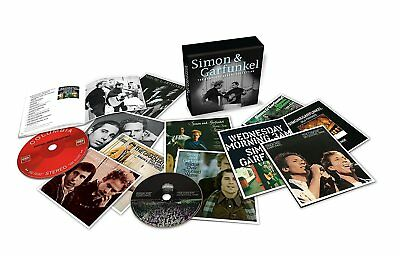 Simon & Garfunkel The Complete Albums Collection [New CD Box Set]