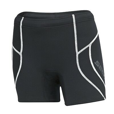 Genuine New Sea-Doo Ladies Neoprene Shorts Small Black