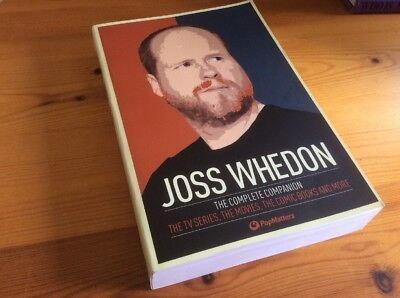 Joss Whedon The Complete Companion Pop Matters Buffy Dollhouse Angel Xmen