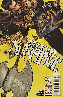 DOCTOR STRANGE #1, New, First Print, Marvel Comics (2015)