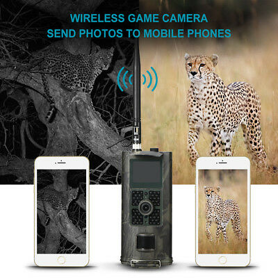 16MP 1080P 2G SMS GSM Trail Camera Infrared Night Vision Wildlife Scouting G3V5
