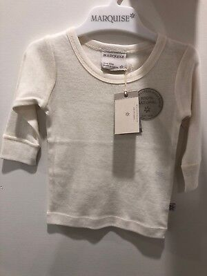 Marquise Cotton/Wool Blend Long Sleeved Spencer Singlet Size 000 (7 Available)
