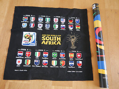 WM 2010 FIFA World Cup Fußball Collage Limited Edition (747 of 3000)