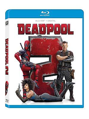 Deadpool 2 (Blu-ray Disc, 2018) - Theatrical Version
