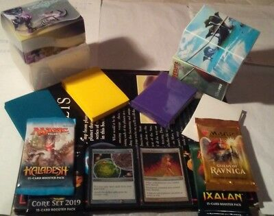 Mystery cube - Magic the gathering cards and accessories
