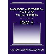 DSM-5 Diagnostic and Statistical Manual of Mental Disorders 5th Ed  EB00K pdf