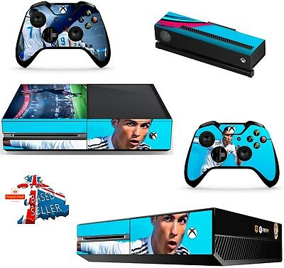 Fifa 19  Xbox One *Textured Vinyl ! * Protective Skin Decal Wrap