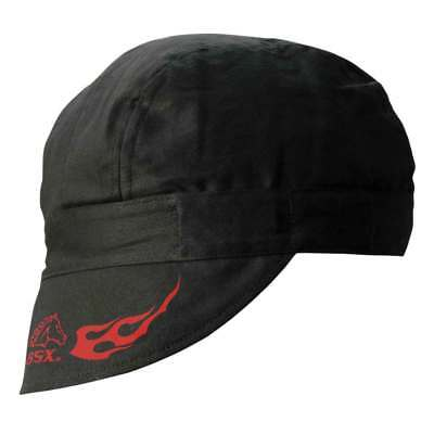 Black Stallion BSX BC5W-BK Double Layer Cotton Welding Cap