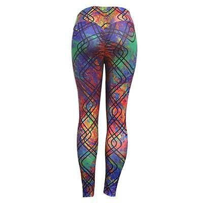 Women Yoga Fitness Pants Leggings Run Jogging Workout Gym Exercise Sport Trouser