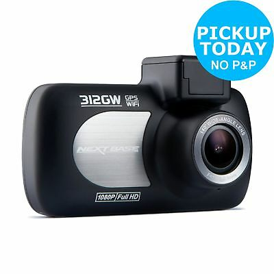Nextbase 312GW 1080p Full HD GPS G-Force Sensor Night Vision WiFi Dash Cam