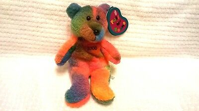 Avon Full O' Beans Limited Edition beanies 1999- 2000 Bear-new