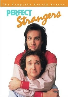 PERFECT STRANGERS TV SERIES COMPLETE FOURTH SEASON 4 New Sealed DVD