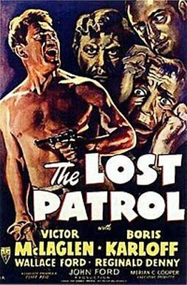 Five Films On One Dvd The Lost Patrol And The True Glory  Are Just 2 [Dvd Only]