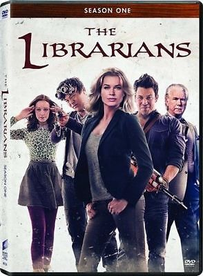 The Librarians: Season One (DVD, 2016, 3-Disc Set)