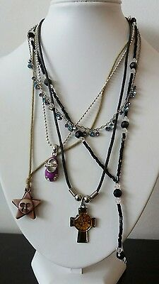 Mixed Lot Necklaces T2 Mixed Lots Jewellery & Watches