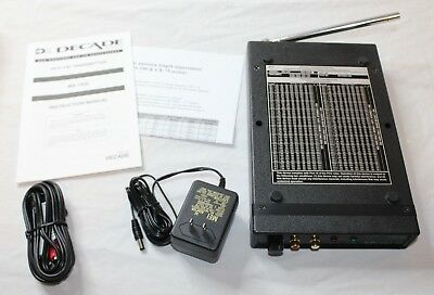 Decade Transmitters MS-100S High Quality FM Hi-Fi Stereo Transmitter New