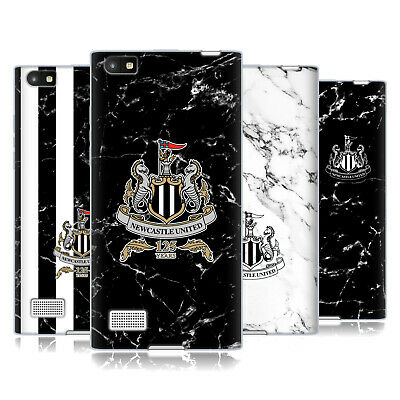 Newcastle United Fc Nufc 2017/18 Marble Soft Gel Case For Blackberry Phones