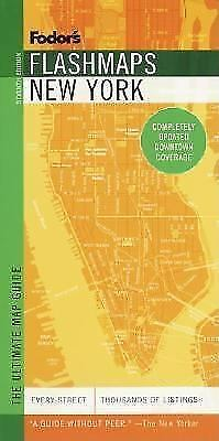 Fodor's Flashmaps New York City, 7th edition: The Ultimate Map Guide (Full-colo