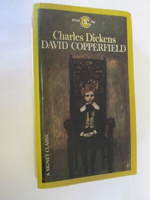 Acceptable - David Copperfield - Charles Dickens 1962-08-01   Signet Classics