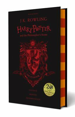 Harry Potter and the Philosopher's Stone - Gryffindor Edition by J.K. Rowling...