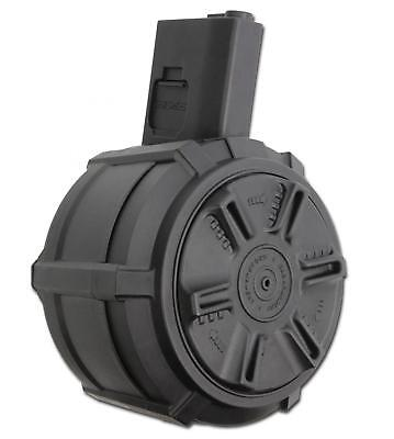G&G Airsoft Drum Mag for M-Series 2300 Rd Manual Wind Softair G-08-171