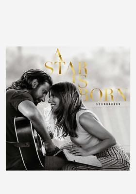 A Star Is Born Soundtrack Cd (Lady Gaga / Bradley Cooper) New Cd