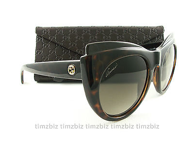 3f5888394e7 New Gucci Sunglasses GG 3781 S Dark Havana LSDHA Authentic Made in Italy
