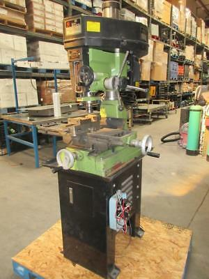 Rong Fu RF-30 Drilling Milling Machine T63362