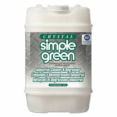 Simple Green Crystal Industrial Cleaner/Degreaser 5gal Pail