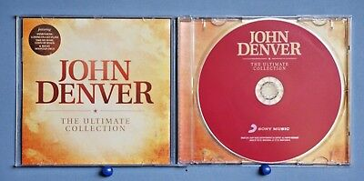 John Denver – The Ultimate Collection - 19 Track 2011 Cd Album