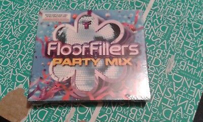 Various Artists - Floorfillers (Party Mix, 2012) 3CD SEALED BRAND NEW