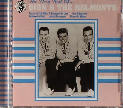 Dion And & The Belmonts ( New Cd ) The Very Best Of / Greatest Hits Collection