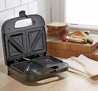 Sandwich Toaster Maker Grilled Cheese Panini Press Electric Kitchen Compact NEW