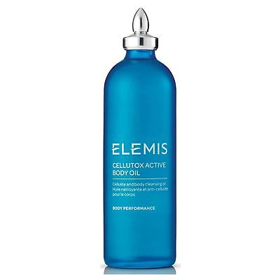 Elemis Cellutox Active Body Oil 100ml RRP £38.50 NOW £21.50 NEW