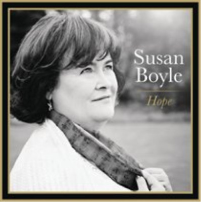 Susan Boyle-Hope CD NEW