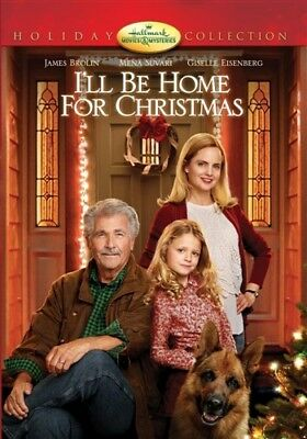 I'LL BE HOME FOR CHRISTMAS DVD Hallmark Movies & Mysteries Holiday Collection