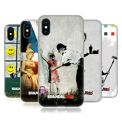 OFFICIAL BRANDALISED STREET GRAPHICS GEL CASE FOR APPLE iPHONE PHONES