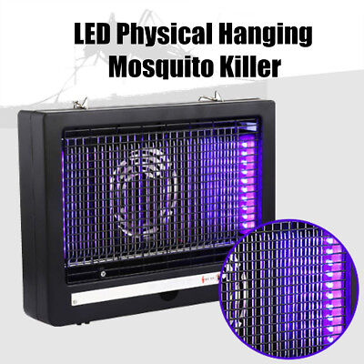 Electric Industrial Pest Zapper Mosquito Killer Light Fly Insect Trap Lamp 7W