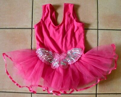 Wenchoice Girls Baby Pink Ballet Dress Size L ( 4-6)