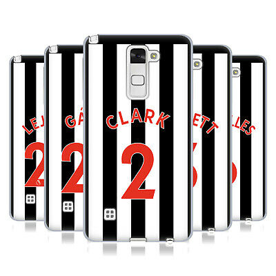 Newcastle United Fc Nufc 2017/18 Players Home Kit 1 Gel Case For Lg Phones 3